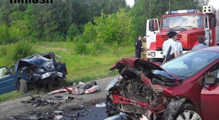 В ДТП в Нижегородской области  пострадали трое детей из Марий Эл