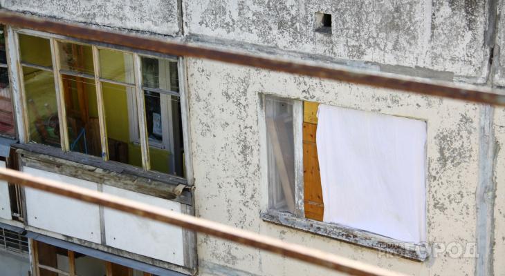 «Мужчину отвезли в больницу»: в Йошкар-Оле на Анфицерова вспыхнула квартира в пятиэтажном доме