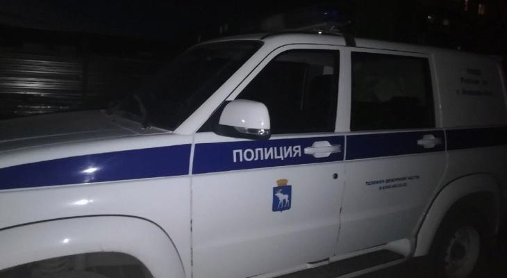 На одной из улиц Йошкар-Олы мотоциклист попал в ДТП