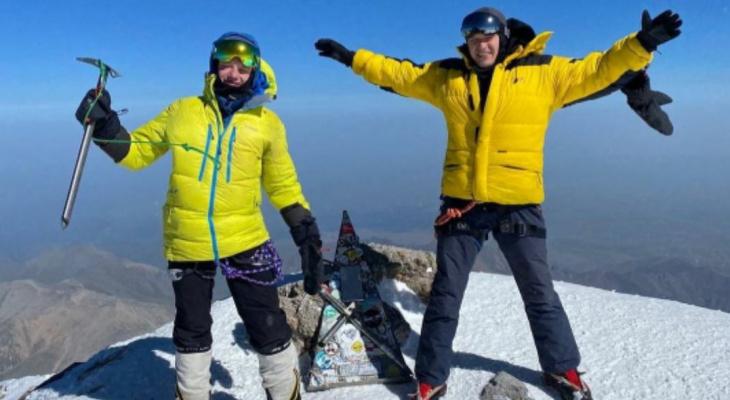 «Пути назад не было»: 13-летний подросток из Марий Эл оказался на вершине Эльбруса