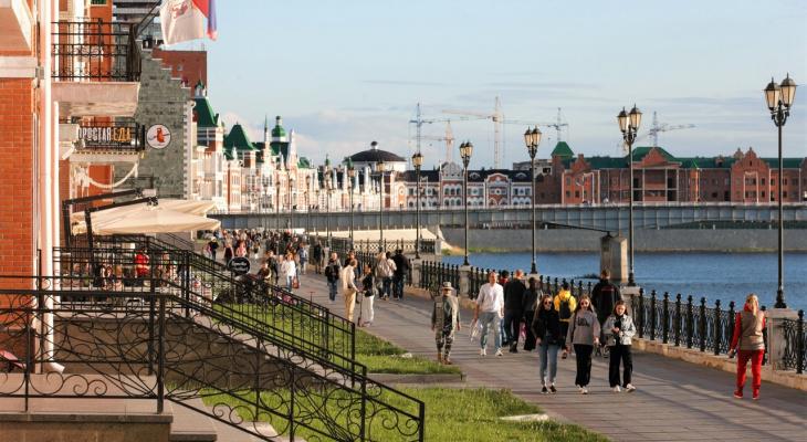 Безвкусица или европейский уголок: что думают йошкаролинцы о городской набережной?