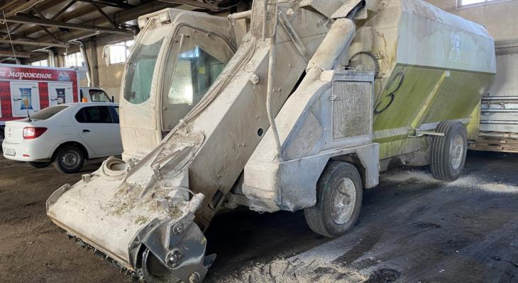 В Марий Эл водитель трактора сбил зоотехника на сельхозпредприятии