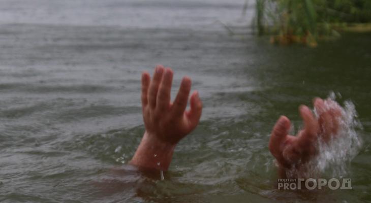 В Марий Эл спасли двух тонущих в Волге людей