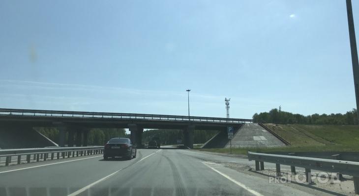 Пригород Йошкар-Олы вновь перекроют для автомобилистов