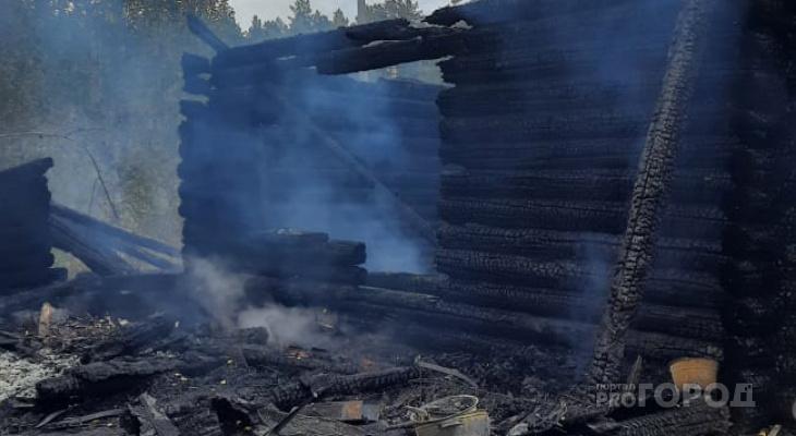 «Жили там незаконно»: в Марий Эл страшный пожар унес жизнь двоюродных брата и сестры