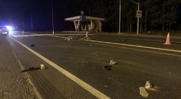 «Обувь и одежду разбросало по дороге»: в Марий Эл разыскивают виновника смертельного ДТП на Казанском тракте