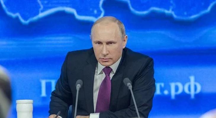 Владимир Путин подписал приказ о выплате 50 тысяч рублей