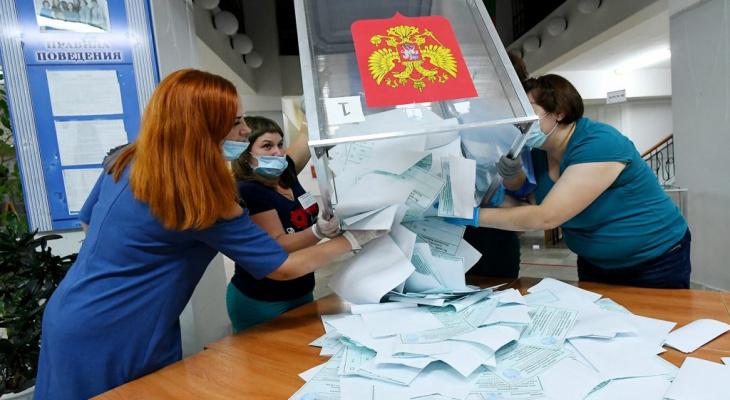 Явка на выборы в Марий Эл на 18 сентября составляет около 25%