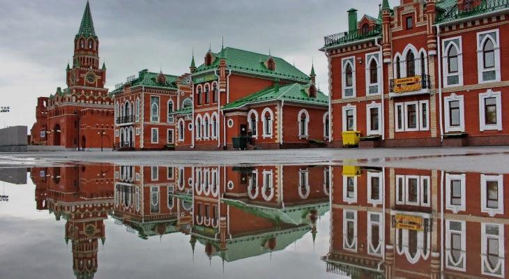 «Черно-белый мир»: в Йошкар-Оле сохранится пасмурная погода
