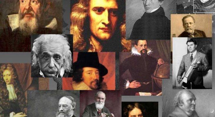 Сможете ли вы узнать этих исторических деятелей
