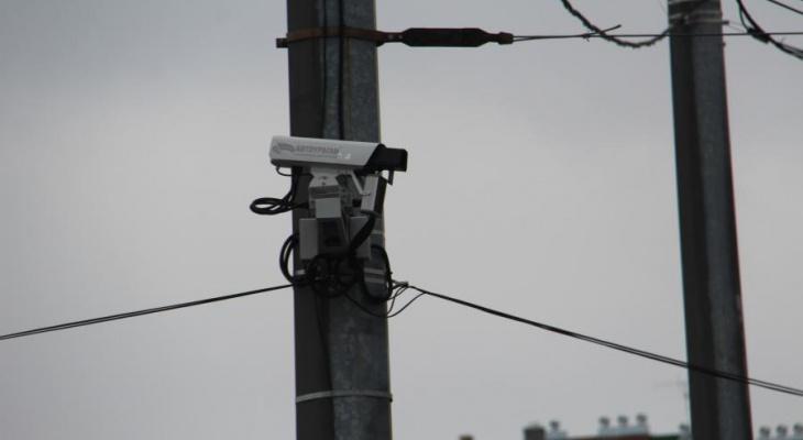 Известно, где автомобилистов Марий Эл поджидают на дорогах камеры