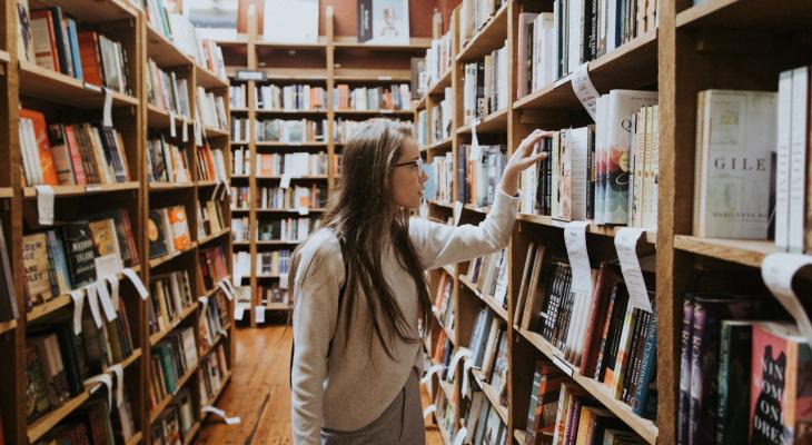 Узнайте, какую книгу вам стоит прочитать