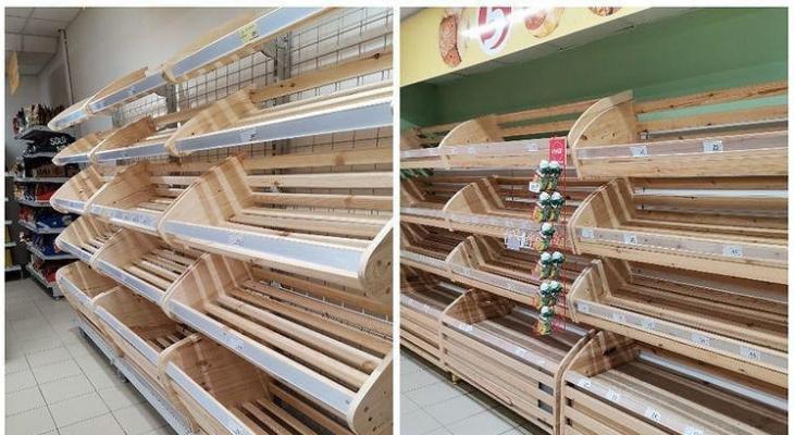 «Ну сходите до магазина с  пекарней»: с прилавков Йошкар-Олы пропал хлеб