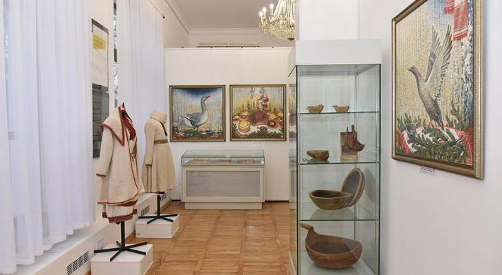 Музей из Йошкар-Олы удостоился гранта от Российского фонда культуры