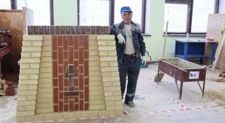 «Я каменщик работаю 3 дня»: уроженец Марий Эл стал лучшим в национальном чемпионате