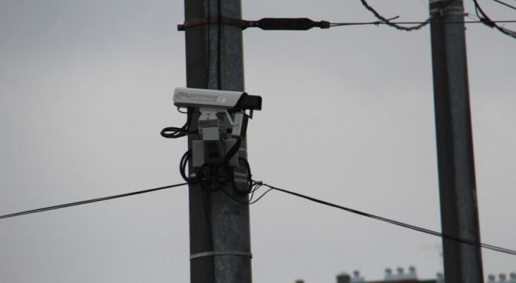 Не нарушай: стало известно, где в Марий Эл будут размещены камеры фиксации нарушений ПДД