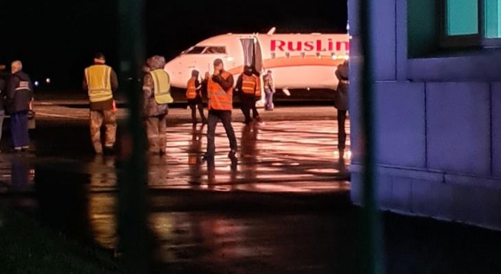 Самолет, у которого отказал двигатель в воздухе после вылета из Йошкар-Олы, вернулся в строй после ремонта