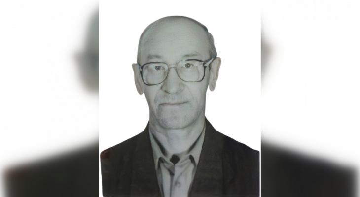 В Йошкар-Оле разыскивают седого мужчину в очках и черной фуражке