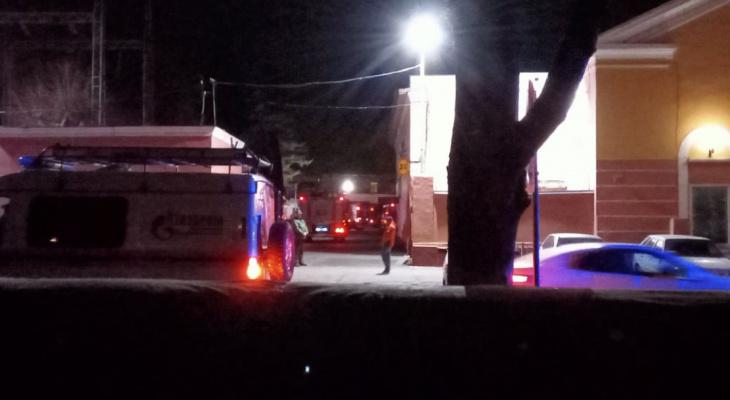 В Йошкар-Оле неожиданно частично исчезло электричество: к ТЭЦ выехали пожарные и полицейские
