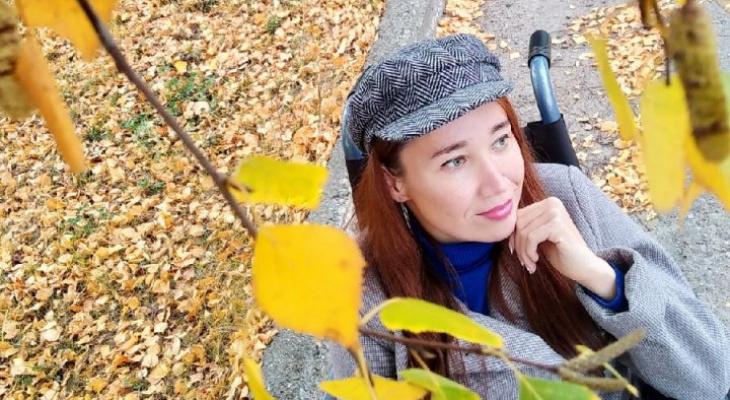 «Коляска – не приговор»: йошкаролинка рассказала о полноценной жизни в неприспособленном городе