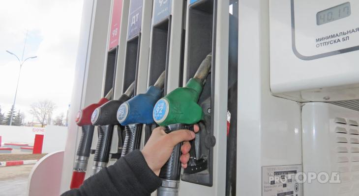 «Снижение в 0,1 процента? Вы серьезно?»: в Марий Эл с начала года растут цены на бензин